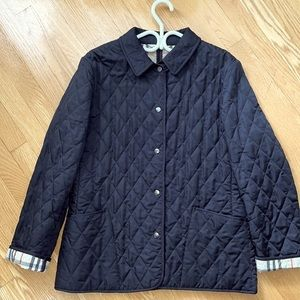 Burberry Quilt Jacket (spring/fall)
